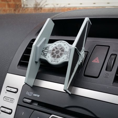 Star Wars TIE Fighter Universal Smartphone In-Car Vent Mount