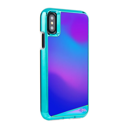 new styles d5969 c9cb5 Case-Mate Mood iPhone X Colour Changing Case
