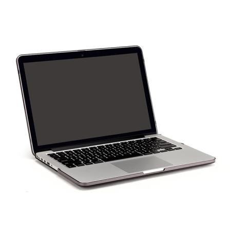 coque macbook pro retina 13 kmp protective noire. Black Bedroom Furniture Sets. Home Design Ideas