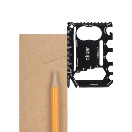 Olixar X-Ranger Everytool 26-in-1 Multi-Purpose Credit Card Tool