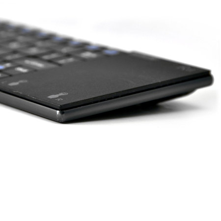 Desire2 2-in-1 Universal Wireless Keyboard & Touchpad Mouse - Black