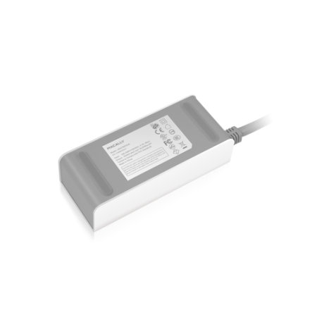 Macally UniStrip II UK 4-Port USB Wall Charger