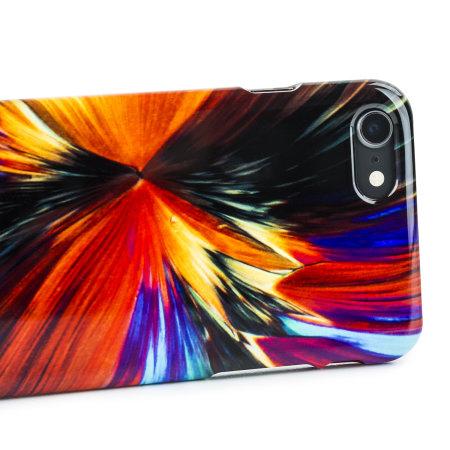 uprosa slim line iphone 8 / 7 case - vortex