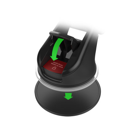 iOttie Easy One Touch 2 Wireless Charging Windscreen / Dash Car Mount