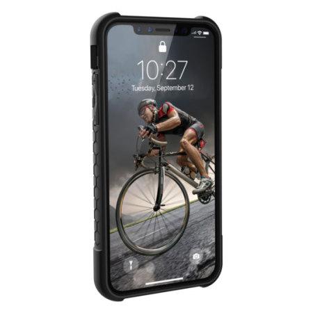 UAG Monarch Premium iPhone X Protective Skal - Kolfiber