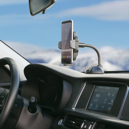 Scosche StuckUp In-car Windscreen & Dash Wireless Charger Mount