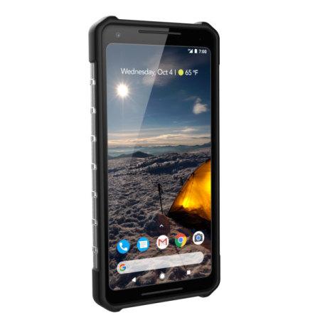 the latest 82aac 34590 UAG Plasma Google Pixel 2 XL Protective Case - Ice / Black