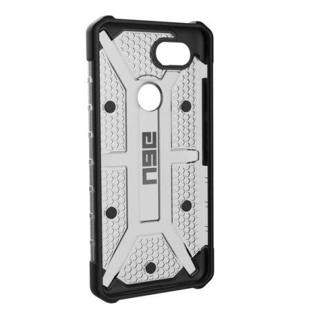 UAG Plasma Google Pixel 2 XL Case - Ash / Zwart