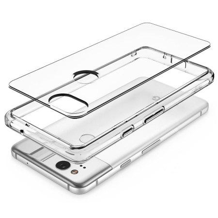 Rearth Ringke Fusion Google Pixel 2 Case - Clear