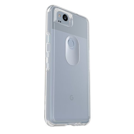new styles 66e4b 9f6b5 Otterbox Symmetry Google Pixel 2 Case - Clear