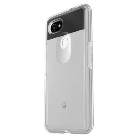online store 4643b cda6e Otterbox Symmetry Google Pixel 2 XL Case - Clear