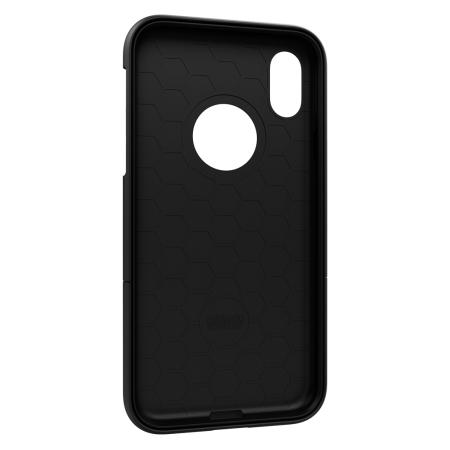 brand new 063f2 7f2aa Seidio SURFACE iPhone X Case & Metal Kickstand - Black