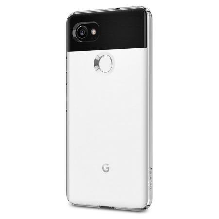 newest 9beb3 7abe8 Spigen Liquid Crystal Google Pixel 2 XL Case - Clear