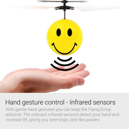 Flying Emoji Mini Copter