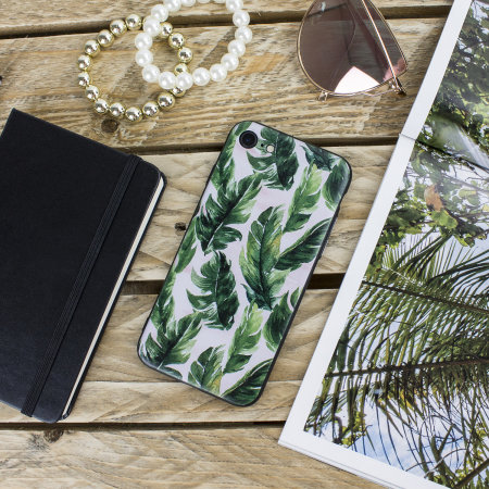 lovecases paradise lust iphone 8 case - jungle boogie