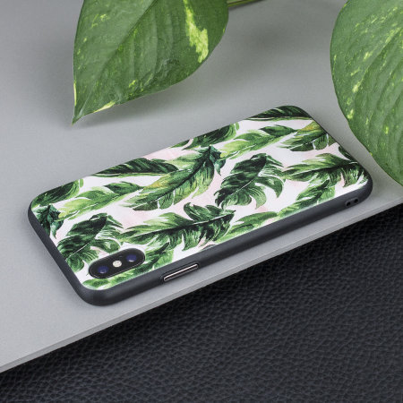 lovecases paradise lust iphone x case - jungle boogie