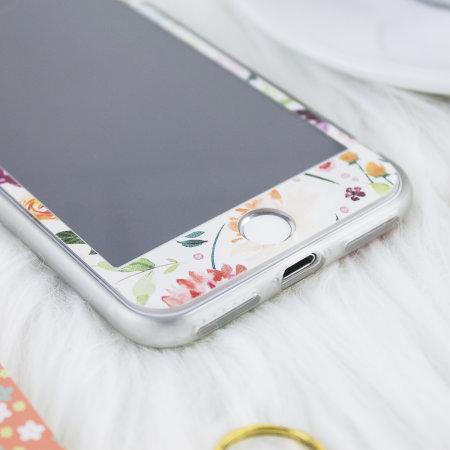 coque iphone 8 floral