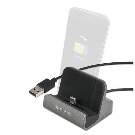 Dock USB-C Universel 4smarts VoltDock Charge et synchronisation