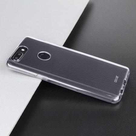 Olixar FlexiShield OnePlus 5T Case - 100% Clear