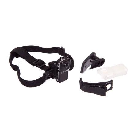 Object Micro DV Action Camera - Black