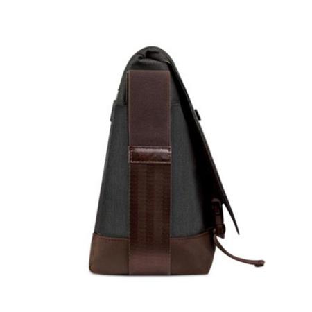 Moshi Aerio 15 Laptop Messenger Bag Charcoal Black