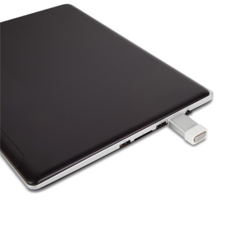 Moshi HDMI To VGA Adapter with Audio Output - Silver
