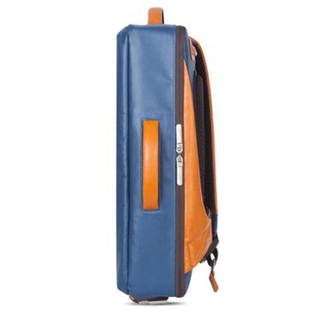 "Moshi Ventura 15"" Crossbody Laptop Tasche - Navy Blau"