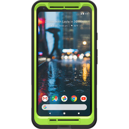 info for 42156 d7156 LifeProof Fre Google Pixel 2 XL Waterproof Case - Night Lite