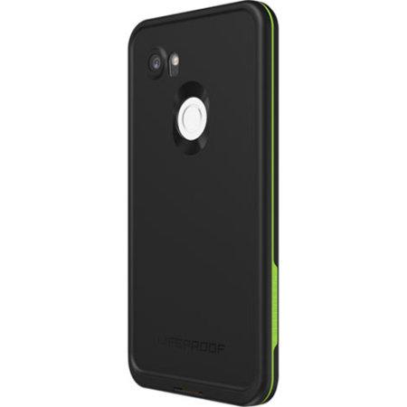 info for 73c8f 73008 LifeProof Fre Google Pixel 2 XL Waterproof Case - Night Lite