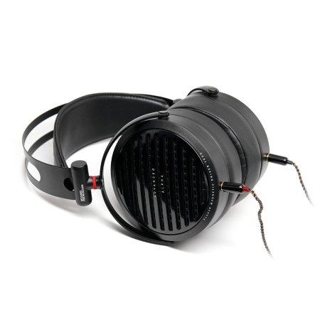 ADVANCED SOUND Alpha Planar Magnetic On-Ear Headphones