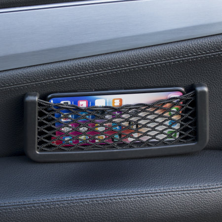 Olixar CargoNet Universal In-Car Smartphone Holder & Storage Pocket