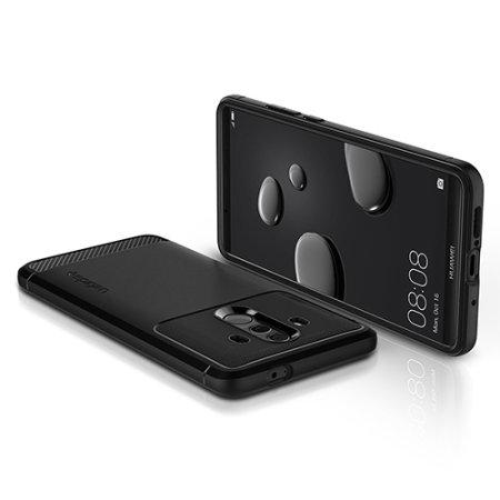 best value 0fa8a 1bcae Spigen Rugged Armor Huawei Mate 10 Pro Tough Case - Black