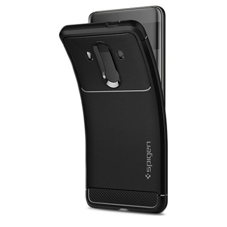 best value 0fa8a 1bcae Spigen Rugged Armor Huawei Mate 10 Pro Tough Case - Black
