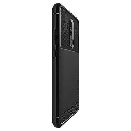 best value 2b4d3 01e12 Spigen Rugged Armor Huawei Mate 10 Pro Tough Case - Black