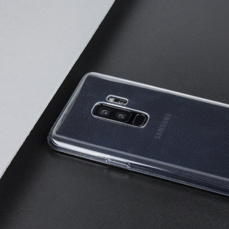 Olixar Ultra-Thin Samsung Galaxy S9 Plus Case - Transparant