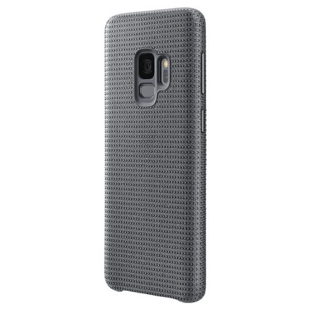 Official Samsung Galaxy S9 Hyperknit Cover Case - Grey