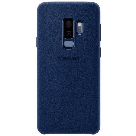 samsung galaxy s9 plus coque bleu