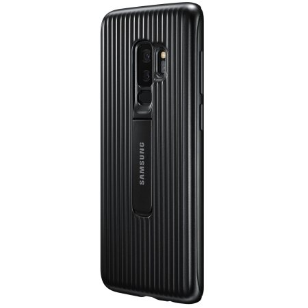 Stand Cover Officielle Samsung Galaxy S9 Plus - Noire