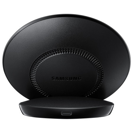 Official Samsung S9 / S9 Plus Fast Wireless Charging Pad - Black