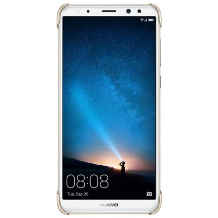 Official Huawei Mate 10 Lite Protective Case - Gold
