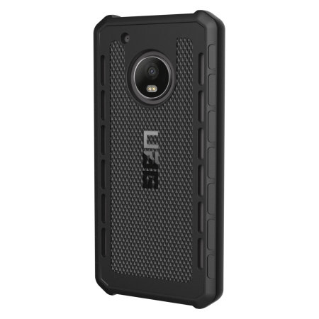 separation shoes 2e7c3 2166c UAG Outback Motorola Moto G5 Plus Protective Case - Black