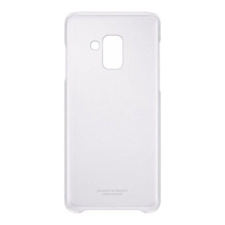 Official Samsung Galaxy A8 2018 Clear Cover Case