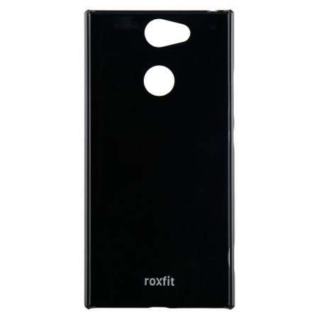 Roxfit Sony Xperia XA2 Precision Slim Hard Shell - Black