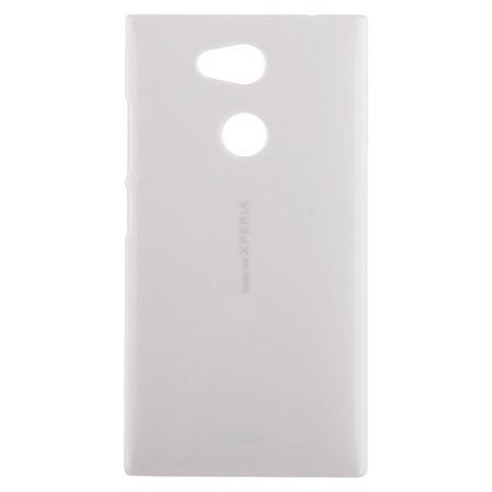 Roxfit Sony Xperia XA2 Ultra Precision Slim Hard Shell Skal - Silver