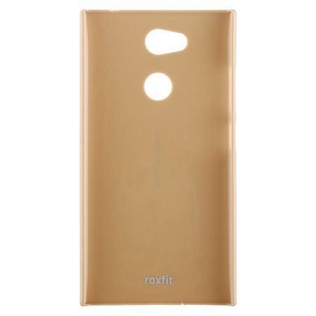 Roxfit Sony Xperia XA2 Ultra Precision Slim Hard Shell - Gold