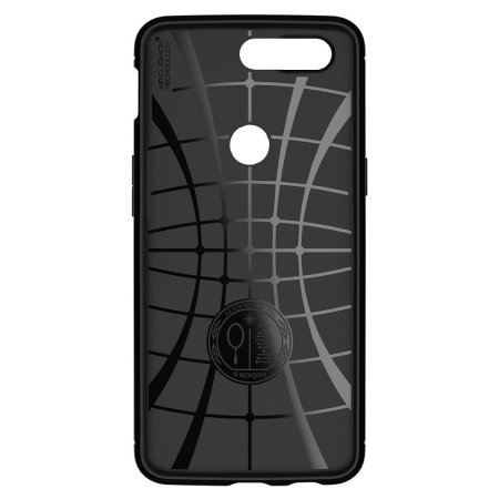 quality design e2d7c 747f9 Spigen Rugged Armor OnePlus 5T Tough Case - Black