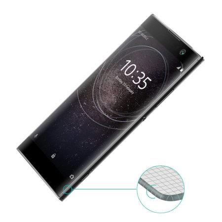 Olixar Sony Xperia XA2 Tempered Glass Screen Protector