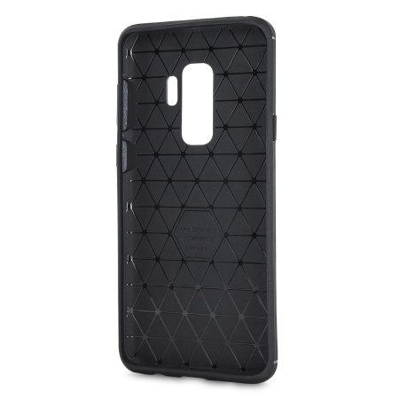 Funda Galaxy S9 Plus Olixar Sentinel con protector de pantalla cristal