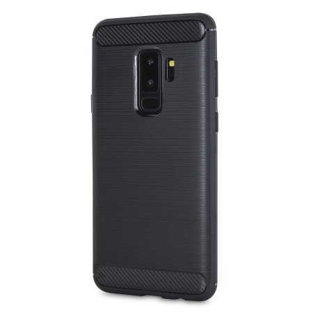 Samsung S9 Plus Case and Glass Screen Protector - Olixar Sentinel