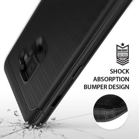 Funda Samsung Galaxy A8 2018 Ringke Onyx - Negra